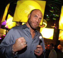 DHS- Randy Couture