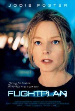 Flightplan theatrical poster