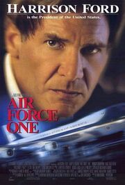 Air Force One (movie poster)