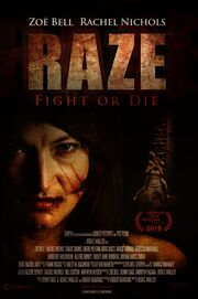 DHS- Raze (2013) movie poster