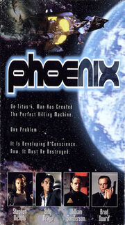 DHS- Phoenix (1995) VHS movie box cover