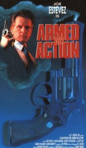 DHS- Armed for Action (1992) VHS cover