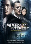 DHS- Person of Interest Season 3 promo poster