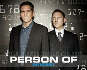 DHS- Person of Interest main promo poster