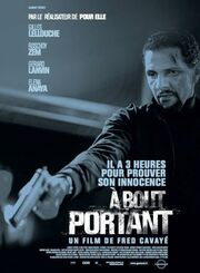 DHS- Point Blank (2010) AKA a bout portant movie poster