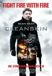 DHS- Cleanskin (2012) alternate movie poster