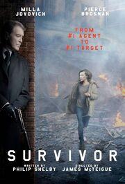 DHS- Survivor (2015) teaser poster