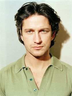 Gerard Butler younger pic