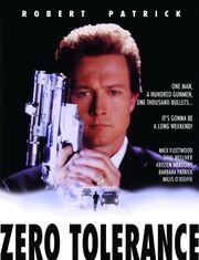 DHS- Zero Tolerance 1994 movie poster