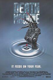 DHS- Death Machine (1994) movie poster