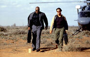 DHS- Ving Rhames and Tom Cruise in MI2