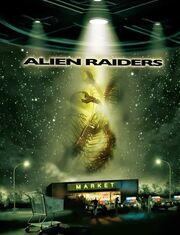 DHS- Alien Raiders movie poster cover