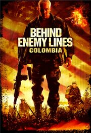DHS- Behind Enemy Lines 3 Colombia cover