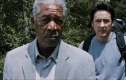 DHS- Morgan Freeman and John Cusack in The Contract (2006)