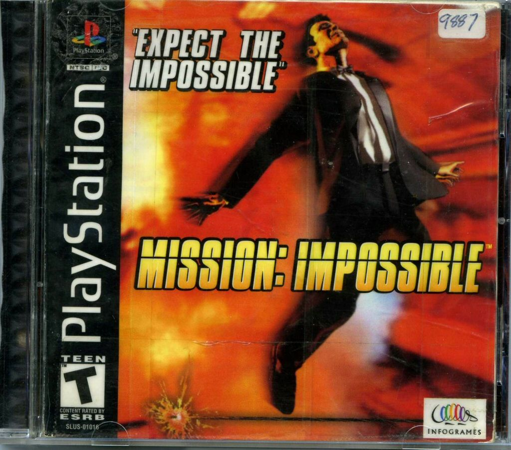 Mission: Impossible (1998 videogame) | Die Hard scenario ... - photo#47