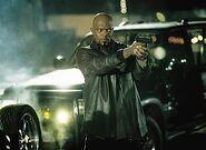 DHS- John Shaft (Samuel L. Jackson) in Shaft (2000 remake)
