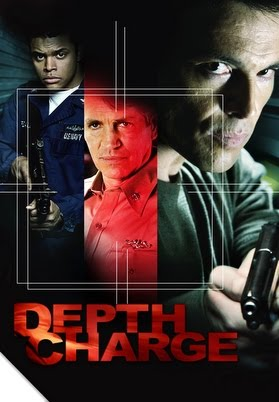 DHS- Depth Charge (2008) alternate movie poster for the film