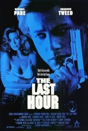 DHS- The Last Hour (1991) movie poster