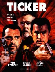 DHS- Ticker (2001) cover