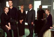 DHS- MI5 Spooks series one cast