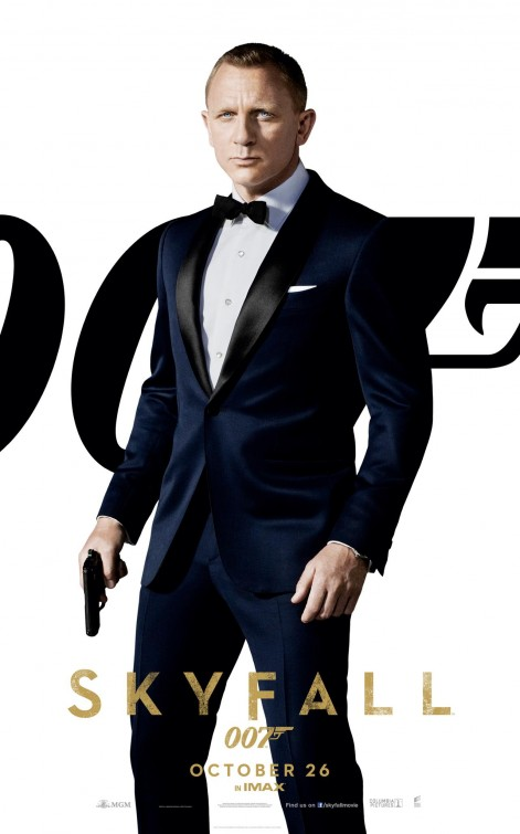 3b142b1962578 Skyfall is the twenty-third James Bond film produced by Eon Productions. It  features Daniel Craig in his third performance as agent 007 and Javier  Bardem as ...