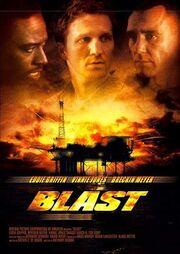 DHS- Blast (2004) movie poster alternate artwork