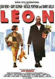 DHS- Léon The Professional movie poster