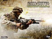 DHS- Call of Duty Modern Warfare wallpaper