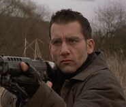 DHS- Clive Owen in Bourne Identity