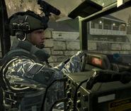 DHS- Barry Pepper in COD Modern Warfare 2