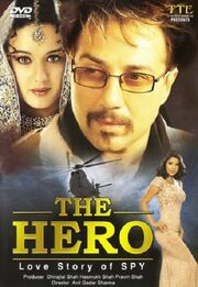 DHS- The Hero- Love Story of a Spy