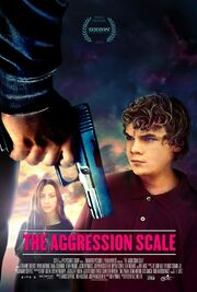DHS- The Aggression Scale movie poster animated like