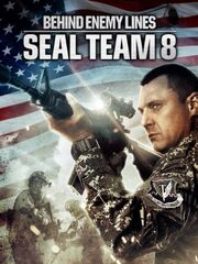 DHS- Behind Enemy Lines 4 SEAL Team 8 DVD cover release