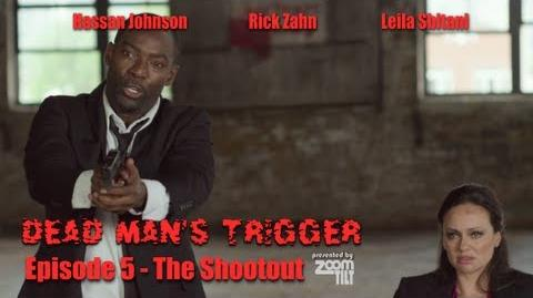 Dead Man's Trigger Episode 5 The Shootout (New Action Drama Web Series)