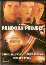 DHS- The Pandora Project 1998 alternate foreign DVD cover
