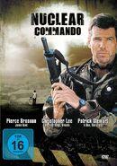 DHS- Death Train (A.K.A Detonator) 1993 release- German titled DVD rerelease as Nuclear Commando
