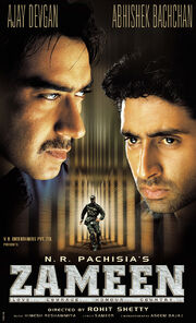DHS- Zameen (2003) movie poster