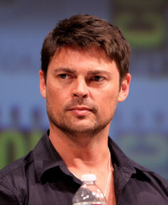 Karl Urban by Gage Skidmore