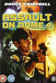 DHS- Assault on Dome 4 DVD cover