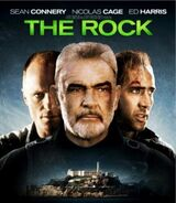 DHS- Alternate poster for The Rock