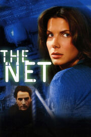 DHS- The Net (1995) poster