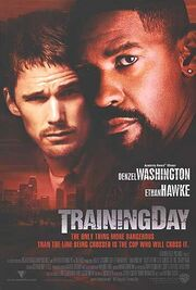 DHS- Training Day alternate movie poster