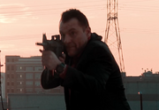 DHS- Damian White (Tom Sizemore) in SWAT Unit 887