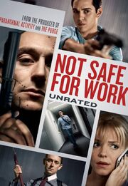 DHS- Not Safe for Work movie poster