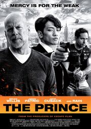2014 movie The Prince poster