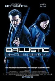 DHS- Ballistic Ecks Vs Sever movie poster