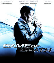 DHS- Game of Death (2010) foreign cover poster