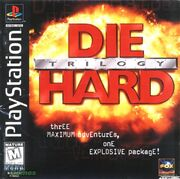 DHS- Die Hard Trilogy cover