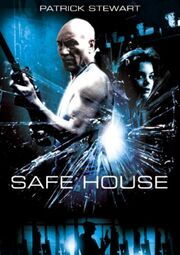 DHS- Safe House (1998) DVD cover