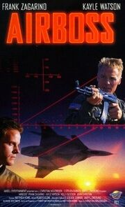 DHS- Airboss 1997 movie poster